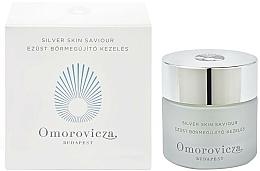 Perfumería y cosmética Mascarilla iluminadora para rostro y cuello con plata coloidal y la niacinamida - Omorovicza Silver Skin Saviour