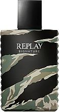 Perfumería y cosmética Replay Signature For Men Replay - Eau de toilette
