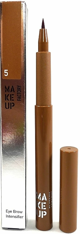 Delineador de cejas - Make Up Factory Eyebrow Intensifier — imagen N2