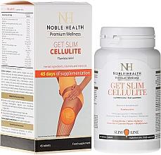 Perfumería y cosmética Complemento alimenticio anticelulítico - Noble Health Get Slim Cellulite