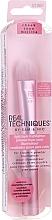 Perfumería y cosmética Brocha para iluminador en crema o polvo - Real Techniques Brushes Light Layer Highlighter Brush
