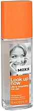 Perfumería y cosmética Mexx Look Up Now for Her - Desodorante