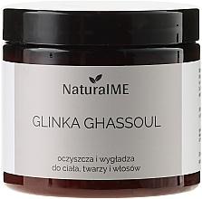 Perfumería y cosmética Arcilla natural negra volcánica - NaturalME Ghassoul