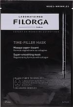 Perfumería y cosmética Mascarilla facial de tejido antiarrugas con colágeno - Filorga Time-Filler Mask