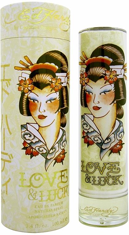 Christian Audigier Ed Hardy Love & Luck for Women - Eau de parfum — imagen N1