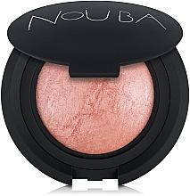 Perfumería y cosmética Colorete en polvo compacto - NoUBA Blush on Bubble