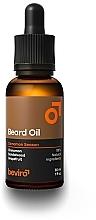 Perfumería y cosmética Aceite natural de barba con aroma a pomelo, canela y sándalo - Beviro Beard Oil Cinnamon Season