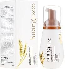 Perfumería y cosmética Espuma facial limpiadora natural&orgánica con semilla de trigo - Huangjisoo Pure Daily Foaming Cleanser Moisturizing