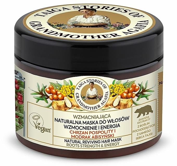 Mascarilla capilar natural con raíz de rábano y mostaza - Las recetas de la abuela Agafia Taiga Stories