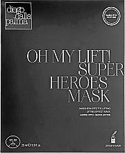Perfumería y cosmética Mascarilla facial antiedad con efecto reafirmante - Diego Dalla Palma Oh My Lift Super Heroes Mask