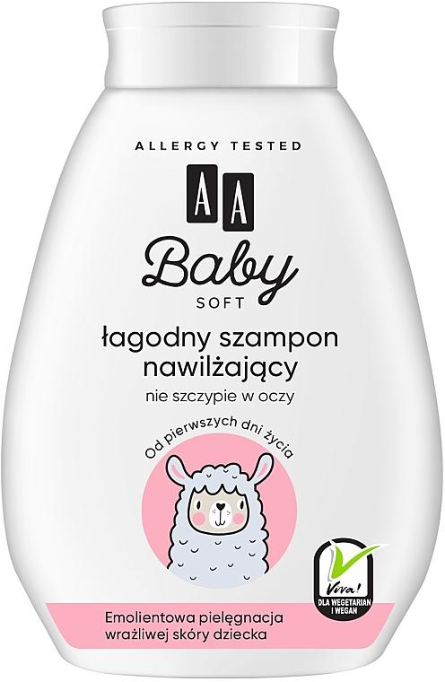 Champú hidratante para bebés - AA Baby Soft
