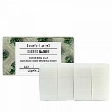 Perfumería y cosmética Jabón para manos y cuerpo - Comfort Zone Sacred Nature Soap