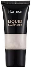 Perfumería y cosmética Iluminador facial líquido - Flormar Liquid Illuminator