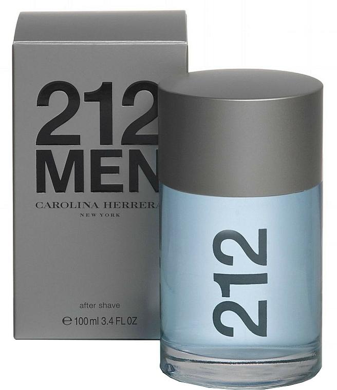 Carolina Herrera 212 For Men - Loción after shave — imagen N1