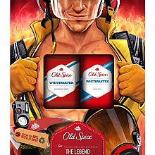 Perfumería y cosmética Set (deo stick/50g + gel de ducha/250ml) - Old Spice WhiteWater Fireman