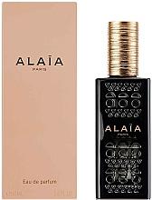 Perfumería y cosmética AlaiaParis Alaia - Eau de parfum