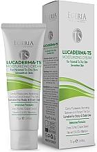 Perfumería y cosmética Crema hidratante con aceite de semilla de uva y vitaminas E y B5 - Egeria Lucaderma-TS Moisturizing Cream