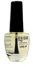 """Perfumería y cosmética Aceite de oliva para uñas """"Level up"""" - Chiodo PRO"""