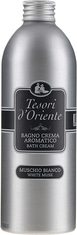 Tesori d`Oriente White Musk - Crema de ducha con aroma a almizcle blanco