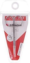 Perfumería y cosmética Tijeras de uñas, SC-30/2 (H-04) - Staleks Classic 30 Type 2