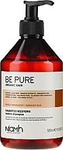 Perfumería y cosmética Champú reparador para cabello dañado - Niamh Hairconcept Be Pure Restore Shampoo