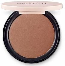 Perfumería y cosmética Colorete facial orgánico - Estelle & Thild BioMineral Fresh Glow Satin Blush (Nude Sienna)