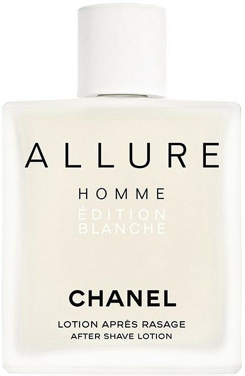Chanel Allure Homme Edition Blanche - Loción after shave — imagen N1