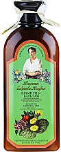 Perfumería y cosmética Champú & acondicionador con extracto de caléndula - Las recetas de la abuela Agafia