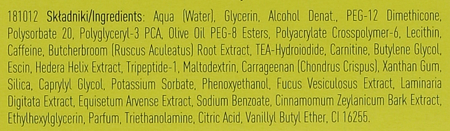 Ampollas corporales reductoras - Lirene — imagen N4