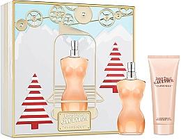 Perfumería y cosmética Jean Paul Gaultier Classique - Set (eau de toilette/100ml + loción corporal/75ml)