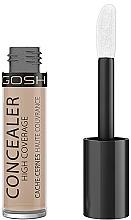 Perfumería y cosmética Corrector facial líquido - Gosh Concealer High Coverage