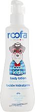Perfumería y cosmética Loción corporal para niños con aloe vera & manteca de karité - Roofa Cool Kids Body Lotion