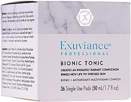 Perfumería y cosmética Tónico facial renovación celular con extracto de hoja de eucalipto - Exuviance Professional Bionic Tonic
