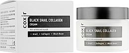 Perfumería y cosmética Crema antiarrugas con baba de caracol y colágeno - Coxir Black Snail Collagen Cream Anti-Wrinkle And Nourish