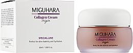 Perfumería y cosmética Crema facial con colágeno y adenosina - Miguhara Collagen Cream Origin