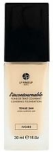 Perfumería y cosmética Base de maquillaje de larga duración con efecto mate - LP Makeup Covering Foundation L'incontournable