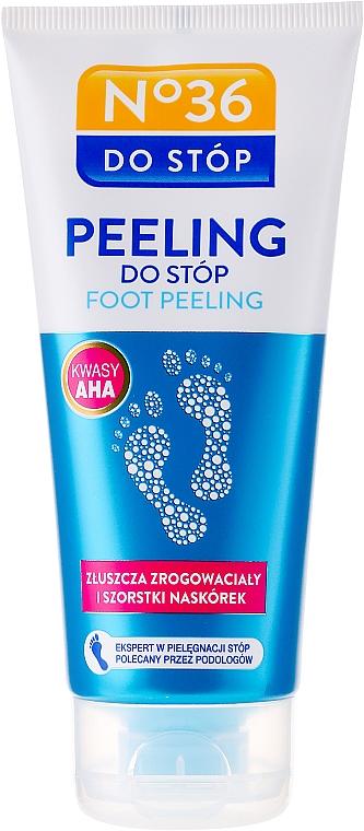 Exfoliante para pies con lanolina, glicerina y ácido cítrico - Pharma CF No.36 Foot Peeling