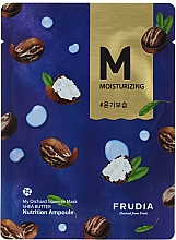 Perfumería y cosmética Mascarilla facial de tela hidratante y nutritiva con manteca de karité - Fruida My Orchard Squeeze Mask Shea Butter