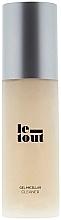 Perfumería y cosmética Gel micelar de limpieza facial con extracto de brócoli - Le Tout Gel Micellar Cleaning Face Wash