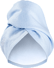 Perfumería y cosmética Toalla turbante, azul - Glov Hair Wrap