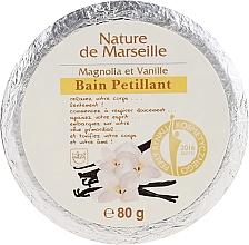 Perfumería y cosmética Bomba de baño con aroma a magnolia y vainilla - Nature de Marseille Magnolias&Vanilla