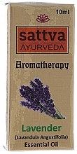 Perfumería y cosmética Aceite esencial de lavanda 100% natural - Sattva Ayurveda Lavender Essential Oil