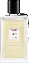Perfumería y cosmética Lalique Leather Copper - Eau de Parfum