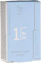 Perfumería y cosmética Esmalte de uñas gel, UV - Peggy Sage One Lak 1-Step Gel Polish