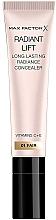 Perfumería y cosmética Corrector de ojeras con vitamina C y E - Max Factor Radiant Lift Deep Concealer