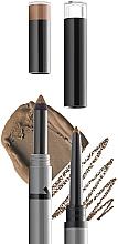 Perfumería y cosmética Lápiz de cejas bilateral - Gokos Brow Duo
