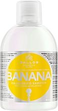 Perfumería y cosmética Champú con complejo multivitamínico - Kallos Cosmetics Banana Shampoo