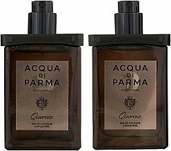 Perfumería y cosmética Acqua di Parma Colonia Quercia Travel Spray Refill - Agua de colonia, formato viaje (recarga)