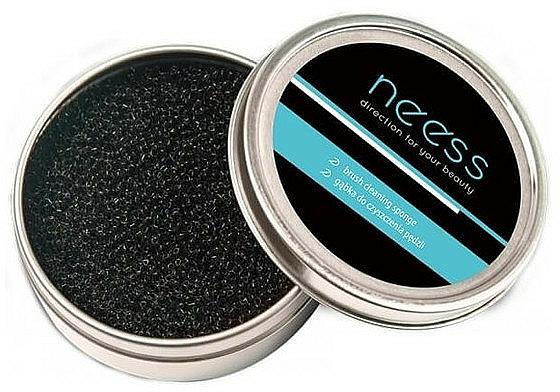 Esponja para limpieza de brochas y pinceles - Neess Brush Cleaning Mat