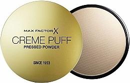 Perfumería y cosmética Polvo facial compacto, mate (sin esponja) - Max Factor Creme Puff Pressed Powder